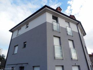 Izrada fasade na stambenom objektu u Rijeci